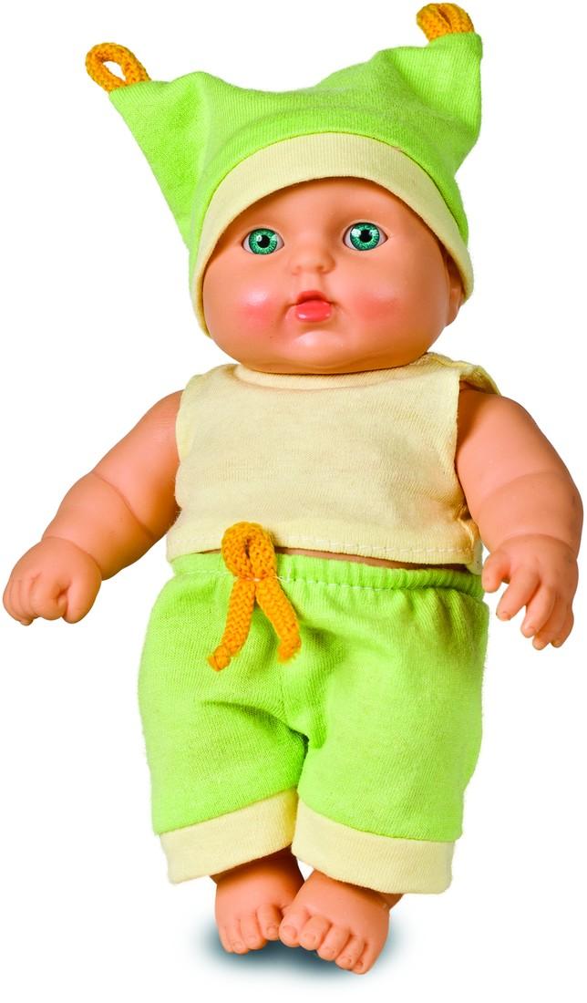 Кукла Карапуз 2, мальчик, 20 смРусские куклы фабрики Весна<br>Кукла Карапуз 2, мальчик, 20 см<br>
