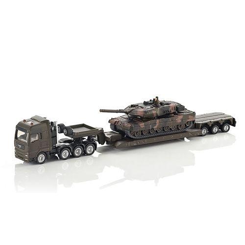 Игровой набор - Тягач с танкомТрейлеры<br>Игровой набор - Тягач с танком<br>