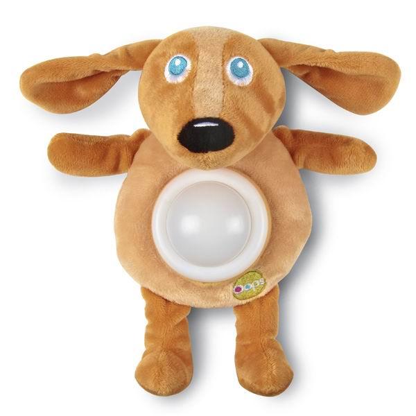 Мягкая игрушка-ночник  Собака  - Музыкальные ночники и проекторы, артикул: 116914