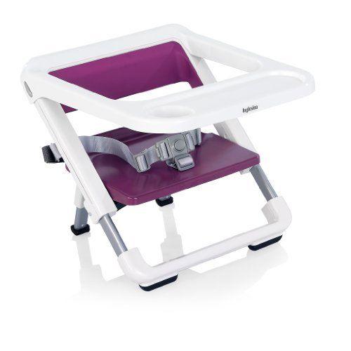 Переносной стул-подставка Brunch, фиолетовыйСтульчики для кормления<br>Переносной стул-подставка Brunch, фиолетовый<br>