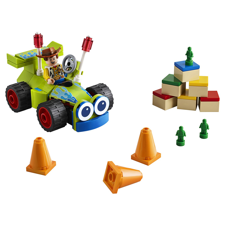 Конструктор Lego Toy Story - Вуди на машине фото