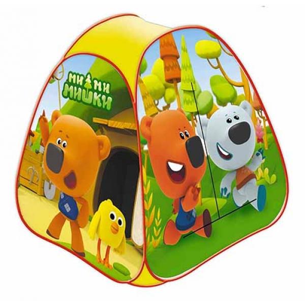 Купить Детская игровая палатка – Ми-ми-мишки, Играем вместе