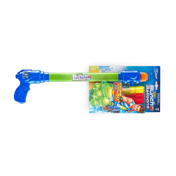 Купить Набор Bunch o Balloons с оружием-насосом, 100 шаров, блистер, Zuru