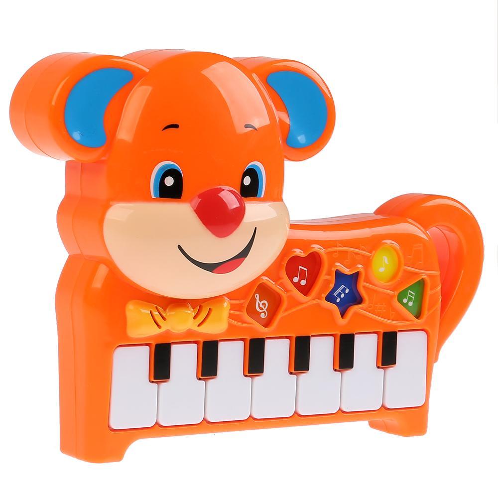 Купить Обучающее пианино - Щенок, 50 песен, стихотворений и звуков, Умка