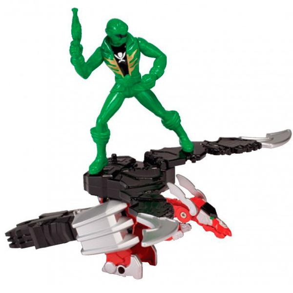 Игровой набор Power Rangers  Зорд и фигурка рейнджера, 10 см - Power Rangers (Могучие Рейнджеры), артикул: 166963
