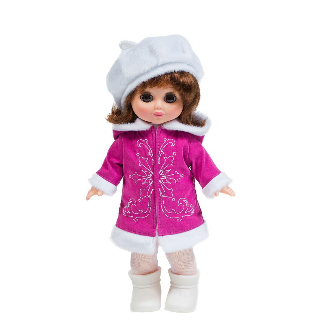 Кукла Настя 15 со звуковым устройством, 30 смРусские куклы фабрики Весна<br>Кукла Настя 15 со звуковым устройством, 30 см<br>