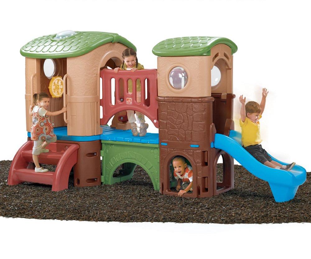 Игровой центр – Корабль, новый дизайн - Пластиковые домики для дачи, артикул: 160851