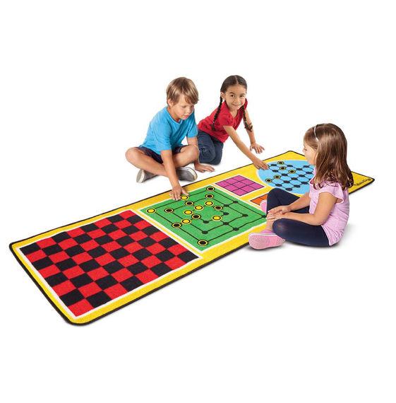 Игровой коврик 4 в 1Логические<br>Игровой коврик 4 в 1<br>