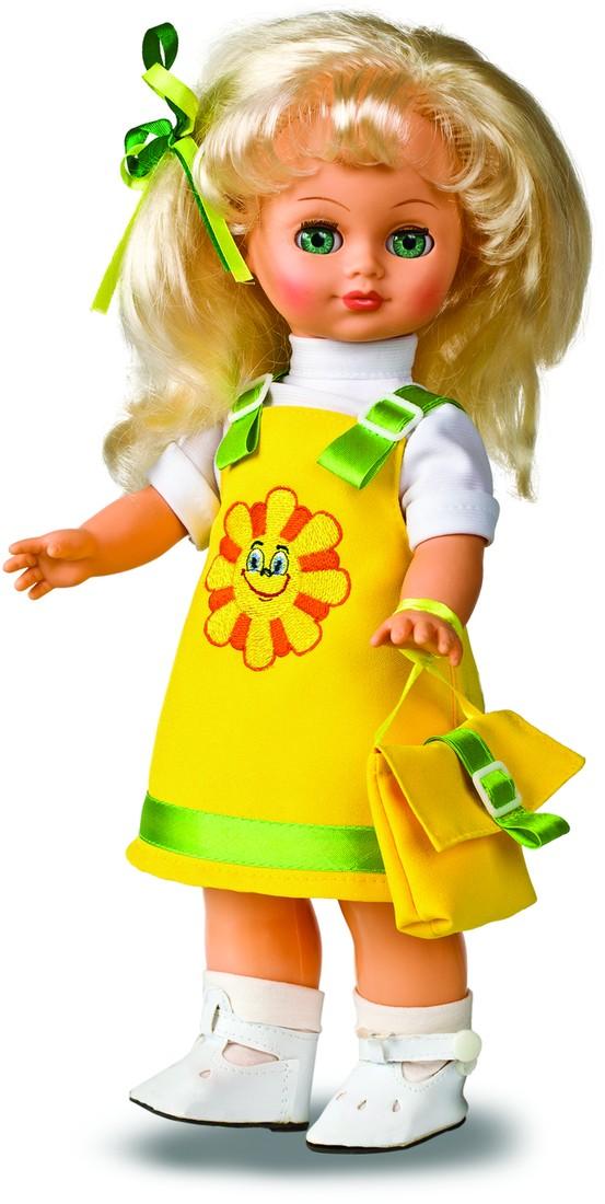 Кукла Христина 2 со звуковым устройством 35,5 см.Русские куклы фабрики Весна<br>Кукла Христина 2 со звуковым устройством 35,5 см.<br>