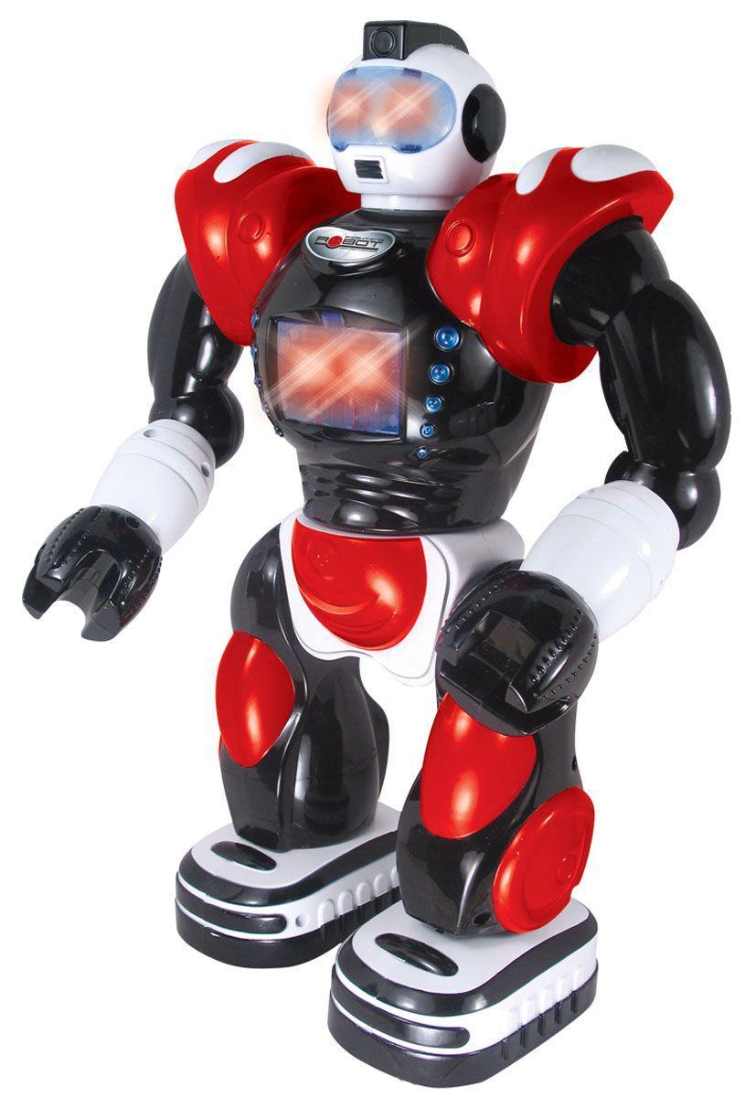 Интерактивный робот Fighting Robot, свет, звук, 36 см - Роботы, Воины, артикул: 147347