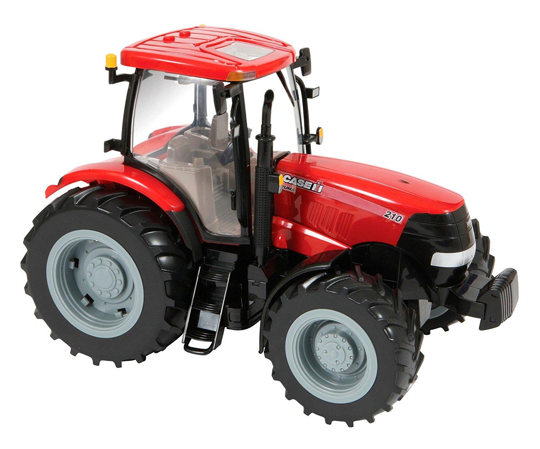 Трактор - Case IH 210 Puma, свет и звукБетономешалки, строительна техника<br>Трактор - Case IH 210 Puma, свет и звук<br>