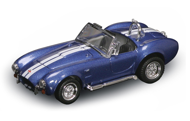 Yat Ming Коллекционная модель автомобиля 1964 года - Шелби Кобра 427 S/C, 1/43