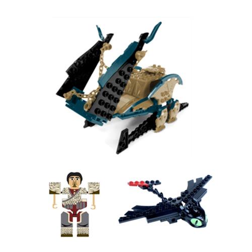 Боевая машина и Беззубик Дрэгонс ИониксКак приручить Дракона<br>Боевая машина и Беззубик Дрэгонс Ионикс<br>