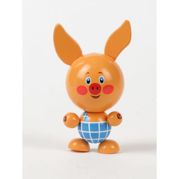 Деревянная игрушка – ПятачокРазное<br>Деревянная игрушка – Пятачок<br>