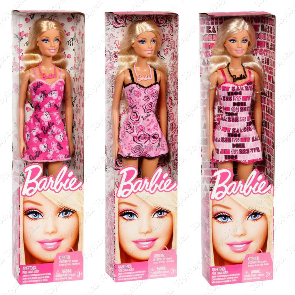 Кукла Барби «Стиль» Barbie