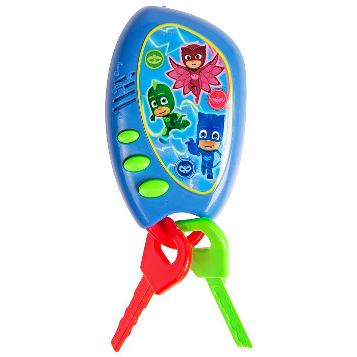 Интерактивная игрушка Герои в масках – Ключи от супермобиля, свет и звук
