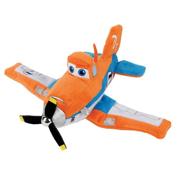 Мульти-Пульти Мягкая игрушка Дасти с пропеллером, озвученный