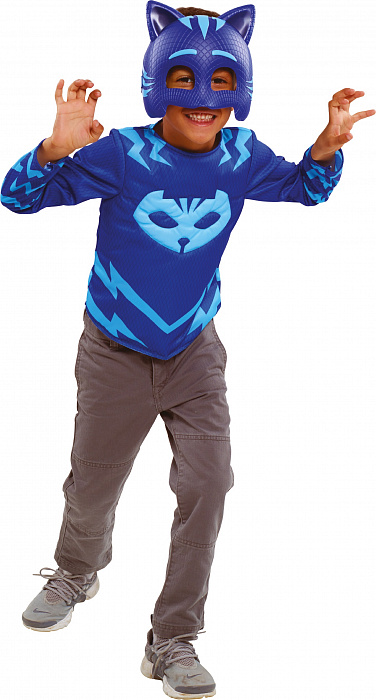 Игровой набор: маска и кофта Кэтбой из серии Герои в масках