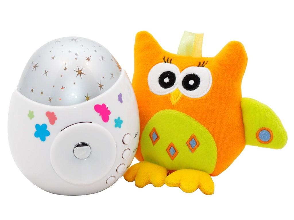 Игрушка-проектор звездного неба  Colibri - Музыкальные ночники и проекторы, артикул: 162974