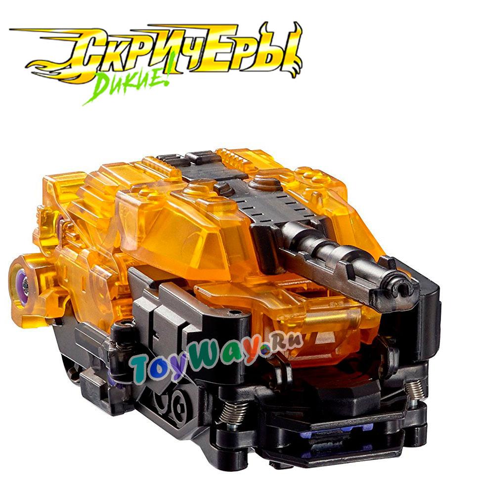 Купить Дикие Скричеры. Машинка-трансформер – Ви-Рекс, линейка 2, Alpha Group