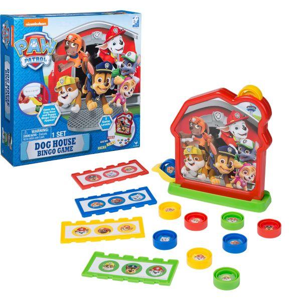 Игровой набор Spin Master - Домик щенков-спасателейЩенячий патруль (Paw Patrol)<br>Игровой набор Spin Master - Домик щенков-спасателей<br>