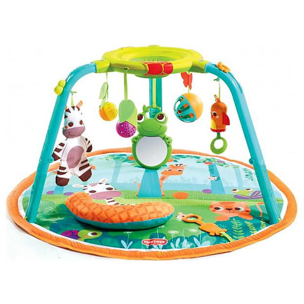 Развивающий коврик  Я расту, со световыми и звуковыми эффектами - Детские развивающие коврики для новорожденных, артикул: 152303