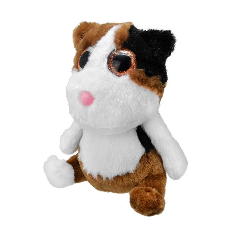 Купить Мягкая игрушка Морская свинка, 15 см, WILD PLANET