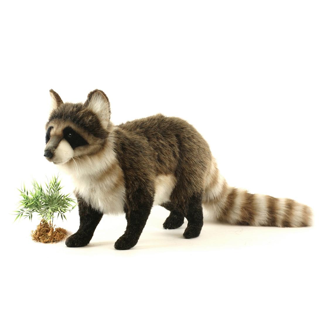 Мягкая игрушка - Енот стоящий, 45 смДикие животные<br>Мягкая игрушка - Енот стоящий, 45 см<br>