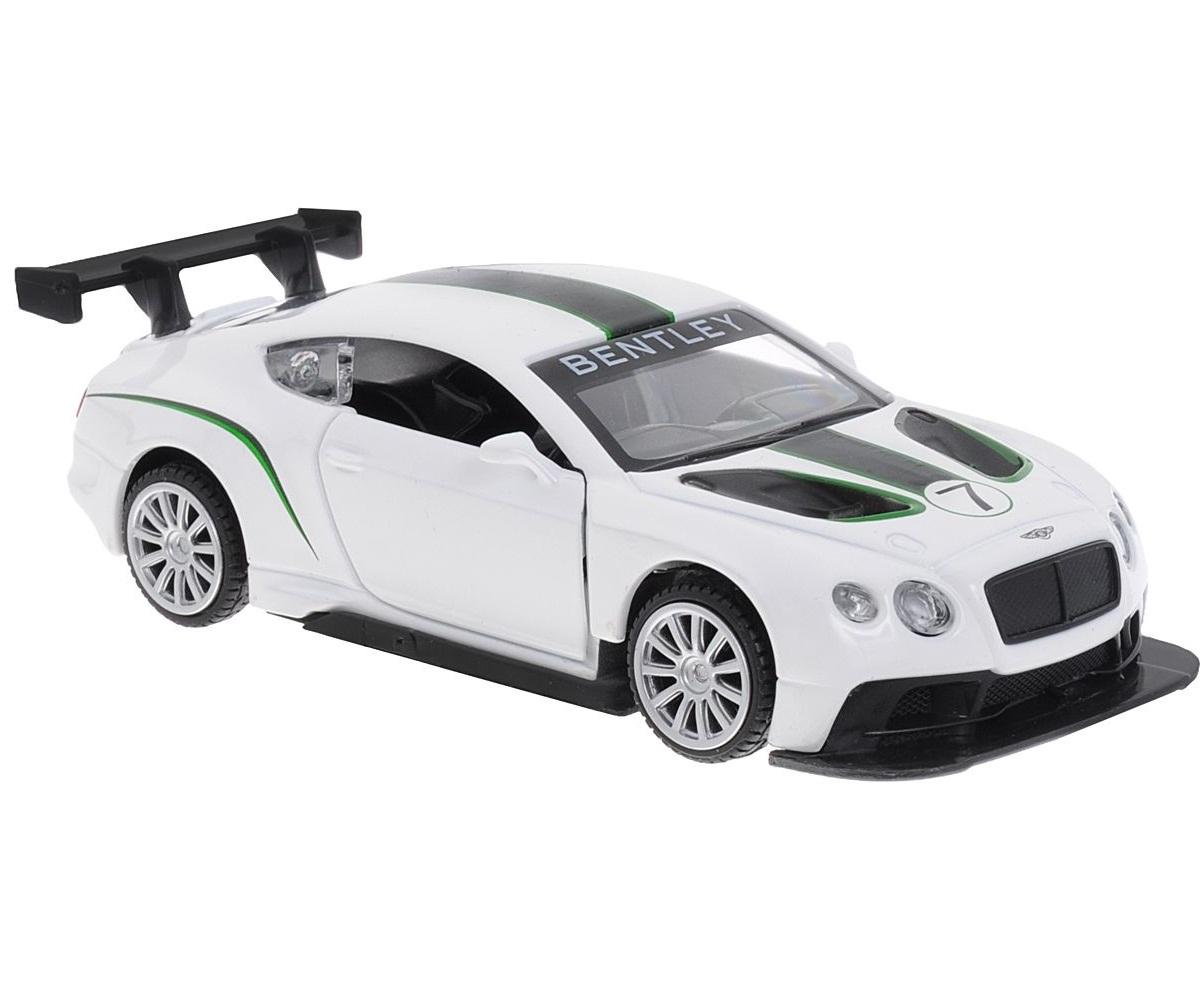 Машина металлическая инерционная - Bentley Continental Gt3Bentley<br>Машина металлическая инерционная - Bentley Continental Gt3<br>