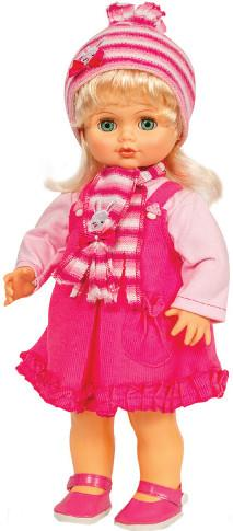Кукла Инна 46 со звуковым устройством, 43 смРусские куклы фабрики Весна<br>Кукла Инна 46 со звуковым устройством, 43 см<br>