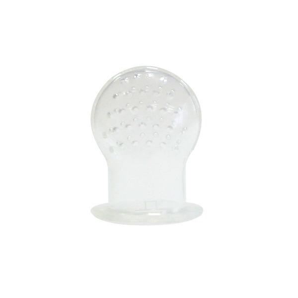Купить Сменная сетка к изделию для прикорма - Жуй'КА LUBBY silicon , от 6 мес., силикон