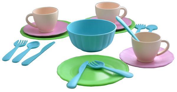 Купить Посуда - Сервиз чайный Подружки, ПК Форма