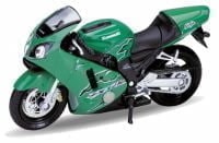 "Мотоцикл ""Kawasaki ZX-12R"" (Welly, 12167PW)"