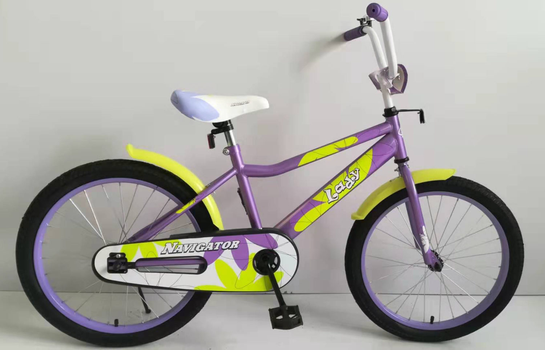 Купить Детский велосипед – Lady, колеса 20 , Navigator