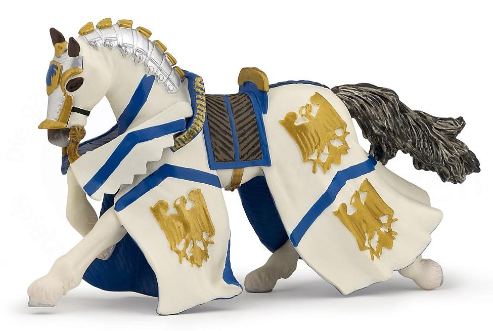 Конь рыцаря Вильяма - Замки, рыцари, крепости, пираты, артикул: 98077