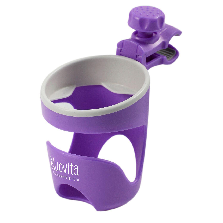 Подстаканник для коляски Tengo Lux, Purpureo/Пурпурный фото