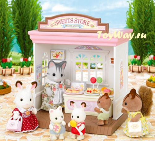 Набор «Магазин конфет»Покупки и Продукты<br>Набор «Магазин конфет»<br>