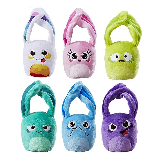Плюшевые игрушки Хемка из серии Hanazuki, несколько видовРазное<br>Плюшевые игрушки Хемка из серии Hanazuki, несколько видов<br>
