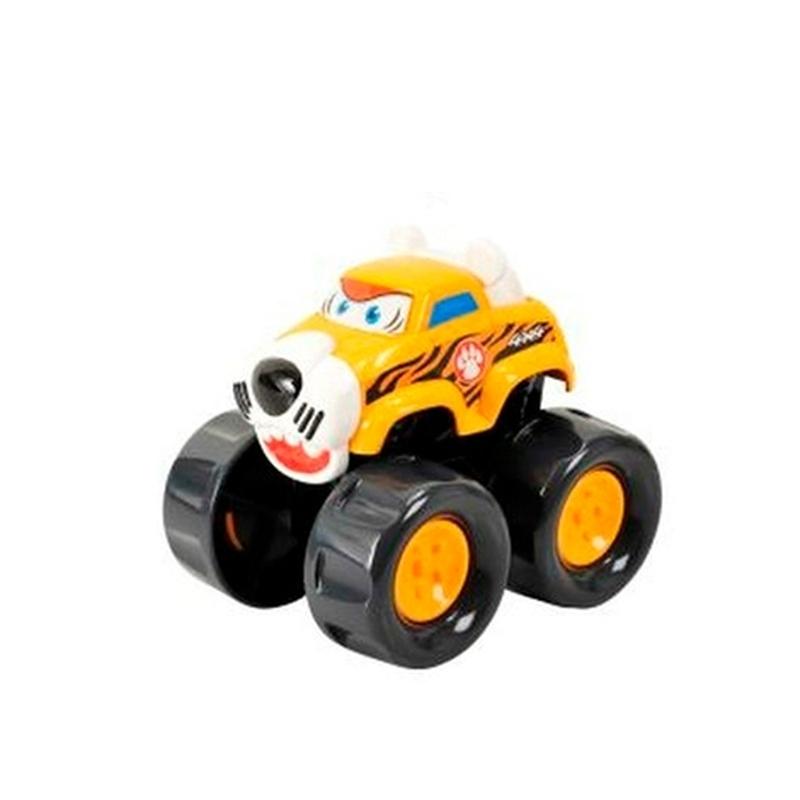 Развивающая игрушка Машинка-тигрМашинки для малышей<br>Развивающая игрушка Машинка-тигр<br>