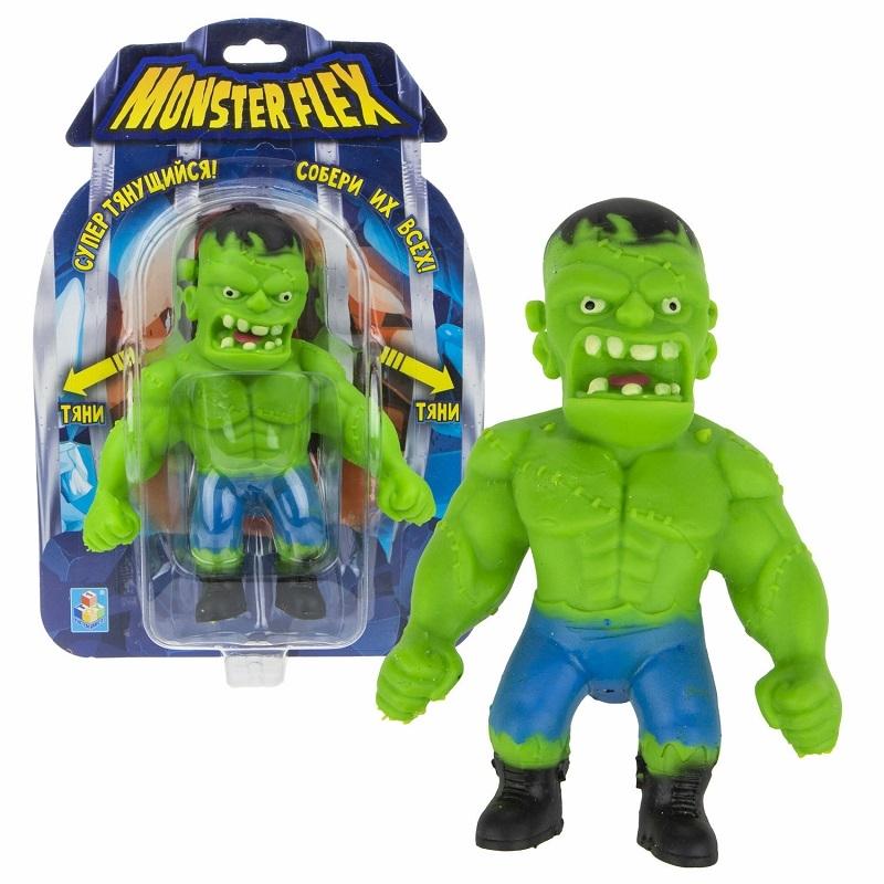 Купить Тянущаяся фигурка Monster Flex – Франкенштейн, 15 см, 1TOY