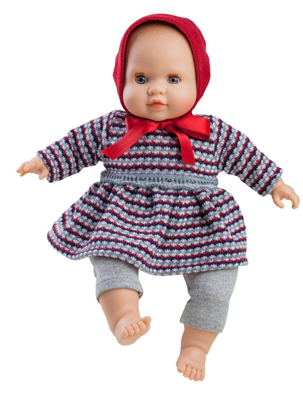 Купить Мягконабивная кукла - Агата, 36 см, Paola Reina