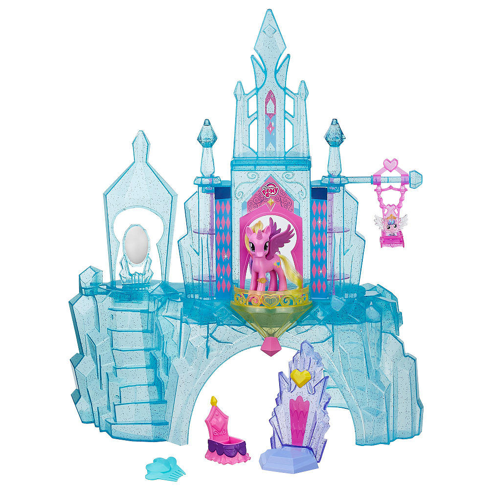 Набор My Little Pony - Кристальный замокМоя маленькая пони (My Little Pony)<br>Набор My Little Pony - Кристальный замок<br>