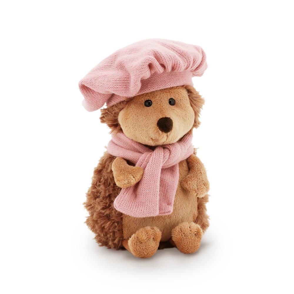 Мягкая игрушка Life  Ежинка Колючка в берете, 26 см - Дикие животные, артикул: 174584