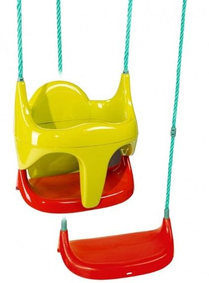 Качели Smoby пластиковые подвесные 2 в 1Качели<br>Качели Smoby пластиковые подвесные 2 в 1<br>