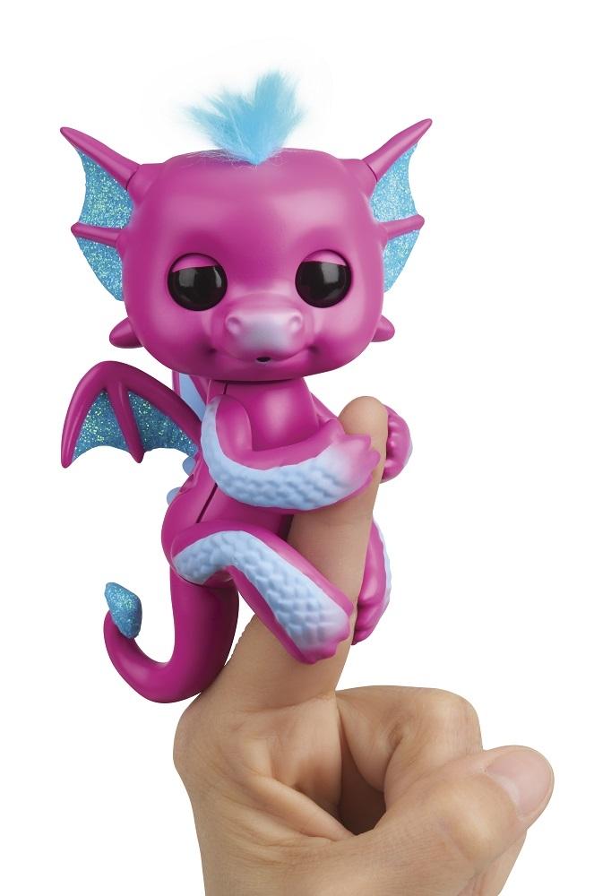 Купить Интерактивный дракон Сенди, 12 см., WowWee