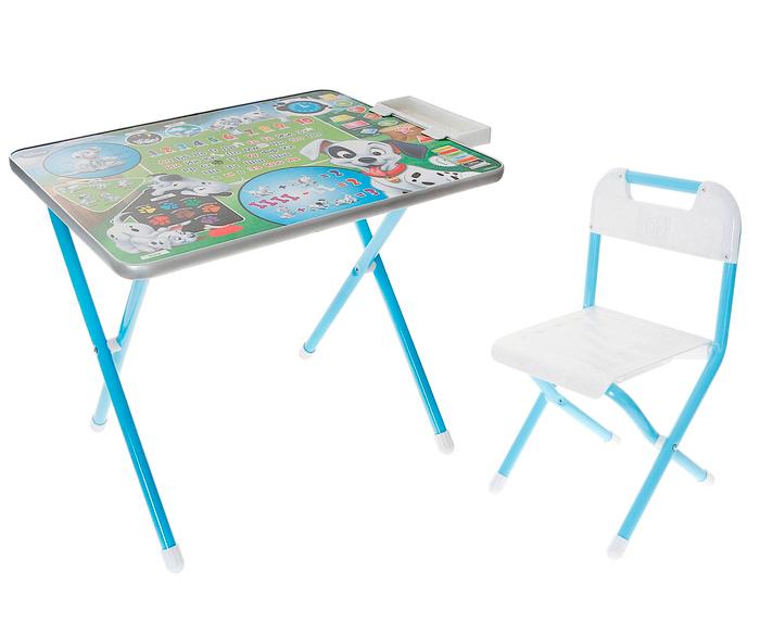 Набор детской мебели №1 Далматинцы, голубой  Далматинцы) от Toyway