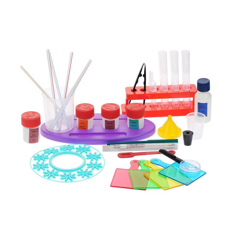 Набор Юный химик - Домашняя лабораторияЮный химик<br>Набор Юный химик - Домашняя лаборатория<br>