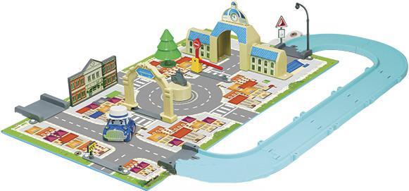 Набор игровой – Город. Мэрия. Poli RobocarRobocar Poli. Робокар Поли и его друзья<br>Набор игровой – Город. Мэрия. Poli Robocar<br>