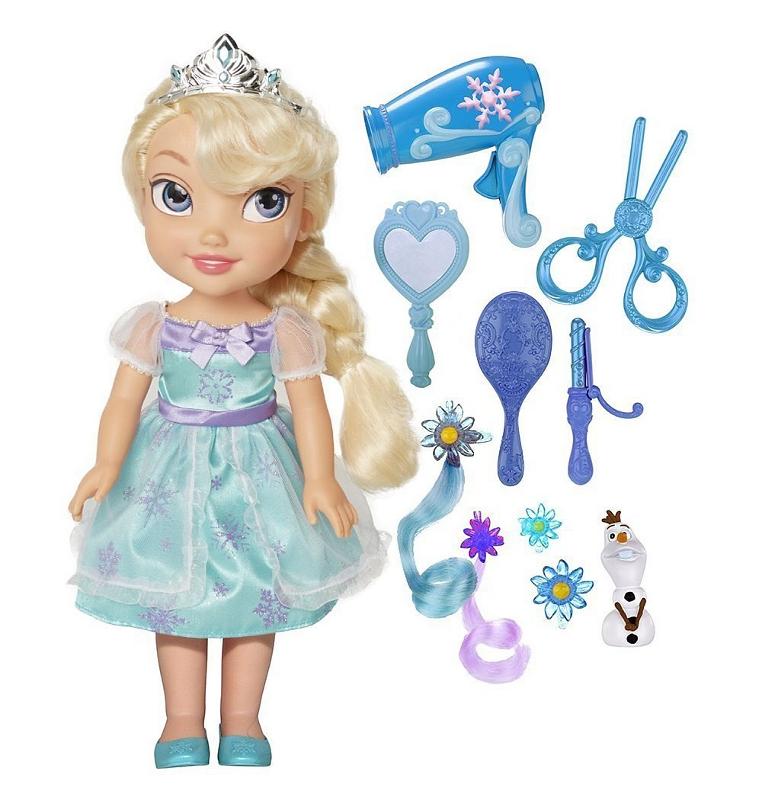 Игровой набор - Стилист, серия Принцессы Дисней, Disney PrincessКуклы Disney: Ариэль, Золушка, Белоснежка, Рапунцель<br>Игровой набор - Стилист, серия Принцессы Дисней, Disney Princess<br>