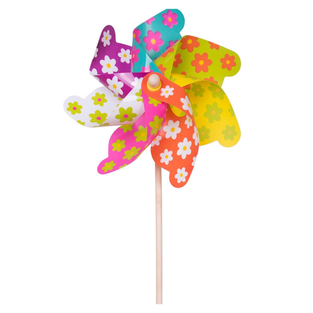 Ветрячок – Цветочки, 110 смРазное<br>Ветрячок – Цветочки, 110 см<br>